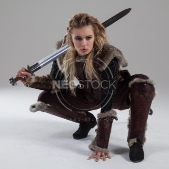 Pippa Medieval Warrior 257- Stock Photography by NeoStockz