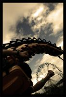 Roller Coaster III by Sound-in-Psylence