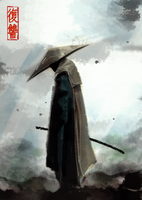 the Samurai by ThomasLean