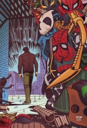 spider-man no more by m7781