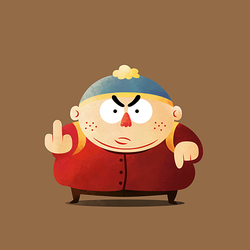 Cartman by madPXL