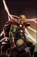 Son of Odin by El-Andyjack