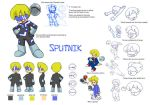 Sputnik Character Board by WindyKid