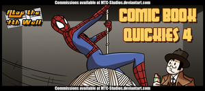 AT4W: Comic Book Quickies #4 by DrCrafty