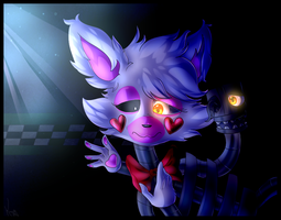 Mangle by GalacticDreamerr