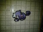 Rattata Bead Sprite (Mini) by Eternalskyy