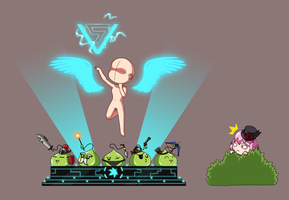 Maplestory: Chair Contest Entry by JoTheWeirdo