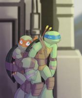 True ninjas. Quiet and all by Kurre-Kurre