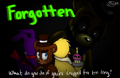 Fnaf Comic_Forgotten: Front Page (April Fools) by EmMonsta