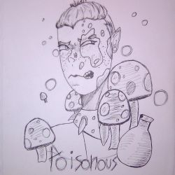 Poisonous by Catdrawer101