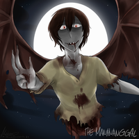 The Manananggal (Filipino Mythology) by im-an-evil-dudette22