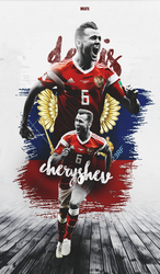 DENIS CHERYCHEF WALLAPPER RUSSIA 2018 by 10mohamedmahmoud