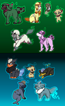 PKMN| Some Puppers Clutch [Closed] by DevilsRealm