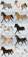 Adoptables -Draw it, get it! by BH-Stables