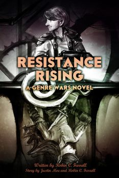 Resistance Rising Cover by FlockofFlamingos