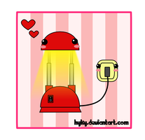 Lamp by hyky