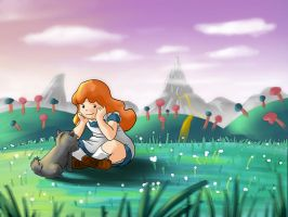 Dorothy The Wizard Of Oz Anime by amadis33