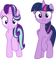 Starlight Glimmer Slightly Surprised by Uponia