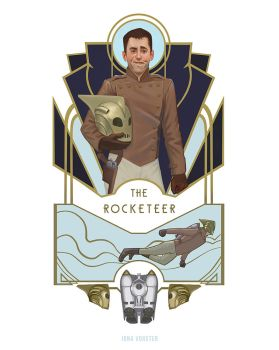 The Rocketeer by Iona-Vorster