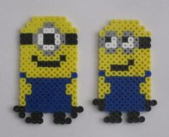Minions from Despicable Me by JasonYoungdale