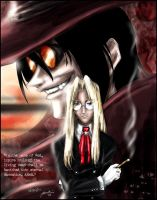 Hellsing-Amen by majochan