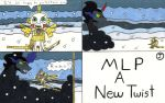 MLP: A New Twist Page 177 End by eternalJonathan