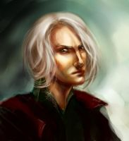 Raistlin Majere by LeksaArt