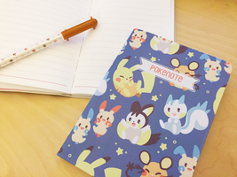 Pokemon: Notebooks
