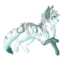 Cinderfrost! - WAY Overdue Art Trade Part by Aether-jpg