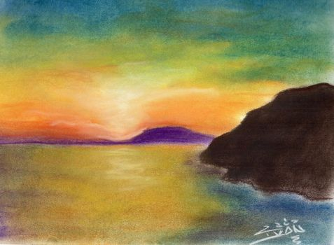 SUNSET by TOMO2012