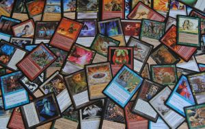 Magic: The Gathering Tempest Expansion Set by agentpalmer