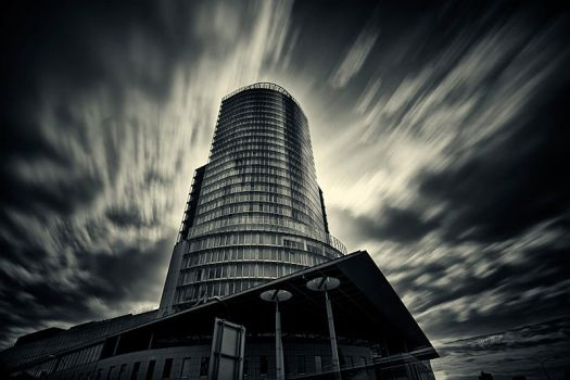 National Bank of Slovakia by PedroKin