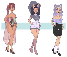 [ $2/ 200 points EACH OPEN ] random adopts by uviixo