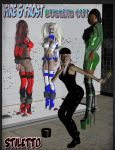 Bugging out 3D by TheBadLieutenant