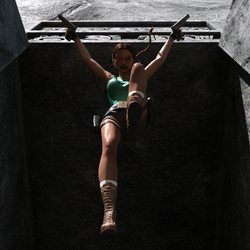 A Legend is Born by tombraider4ever