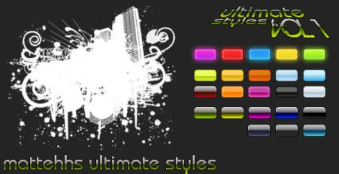 Ultimate Styles by mattehh by mattehh