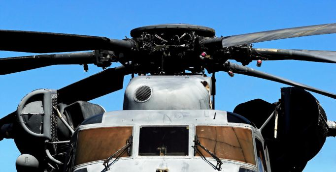 MH-53M Pave Low IW by ericthom57