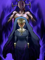 skullgirls- 2-Faith by m-tojo