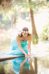 Water Goddess.9 by Della-Stock