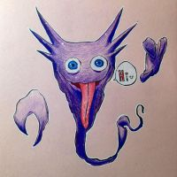 Haunter by NachoBoyIQ