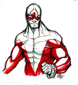 -Captain Canuck- by MatchLight