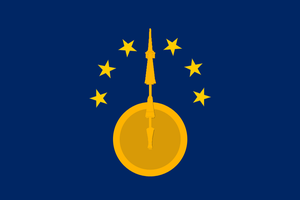 Flag of the Europan League by ZatGeneral