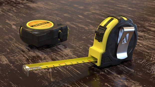 measuring tape by Chicory-ru