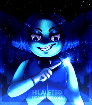 Aquamarine - SU FANART by Hilaletto