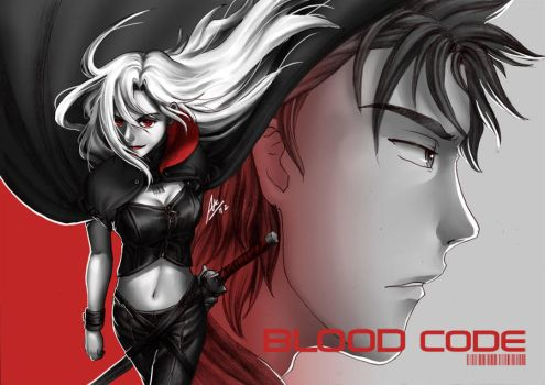 Blood Code by ShiroiNeko-sama
