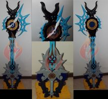 Young Xehanort's Keyblade - Complete! by BlastFlame