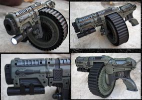 Magnum OD, As Issued by KillingjarStudios