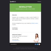 Redesign of emails by jozef89
