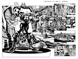 X Factor Forever Spread by urban-barbarian