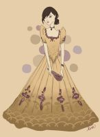 Filipiniana dress by kimpertinent